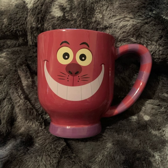 Disney Alice in Wonderland Cheshire Cat Mug 💕✨
